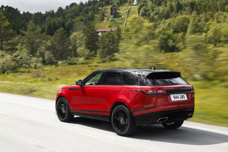 Essai Range Rover Velar Notre Avis Sur Le Diesel 240 Ch