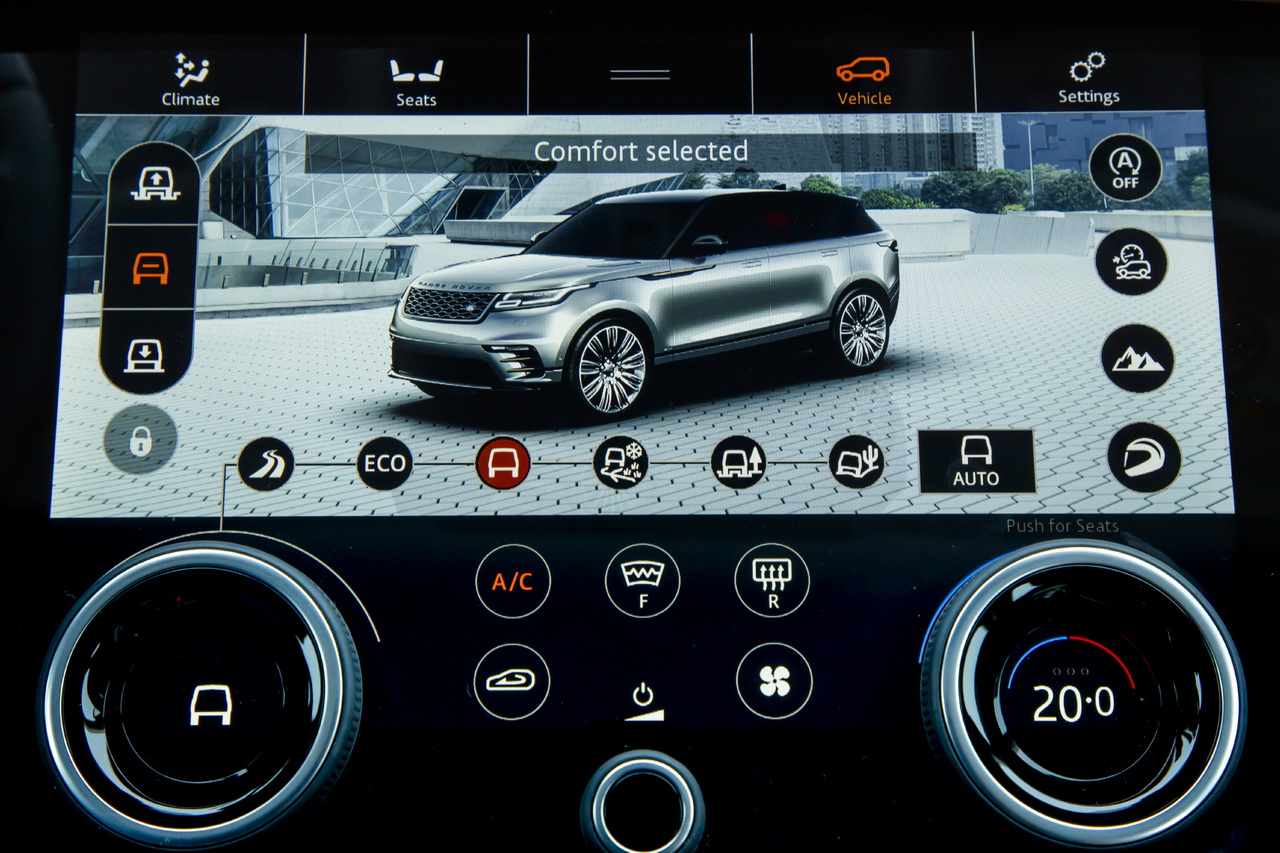 essai range rover velar notre avis sur le diesel 240 ch photo 29 l 39 argus. Black Bedroom Furniture Sets. Home Design Ideas