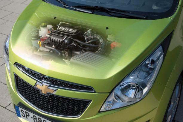 Rappel Chevrolet Spark Le Capot Se Fait La Malle L Argus