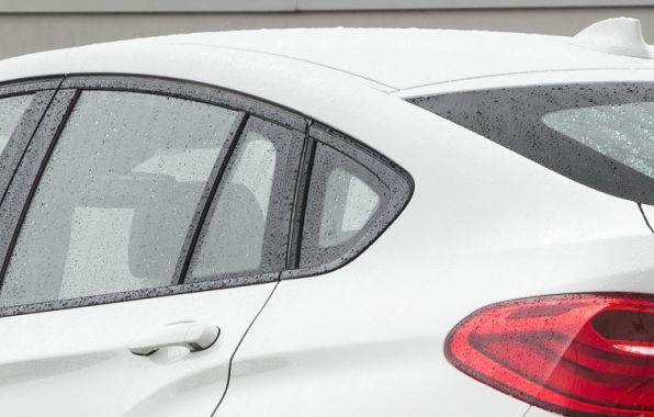 Vitre custode BMW X4