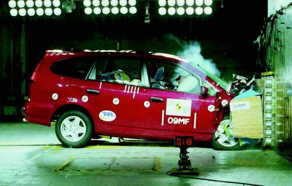 rappel airbag conducteur et passager chez Honda