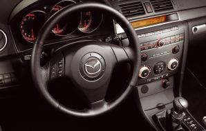 rappel Mazda 3 logo volant
