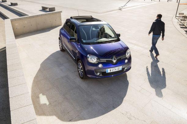 La Renault Twingo victime d'un problème de calculateur