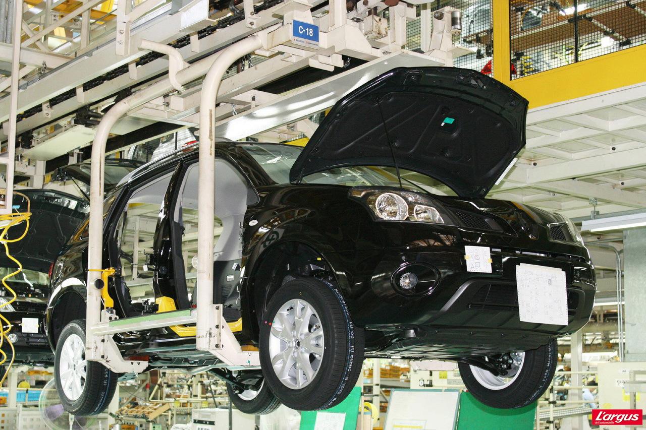 Renault rappelle 10 397 koleos l 39 argus for Argus koleos