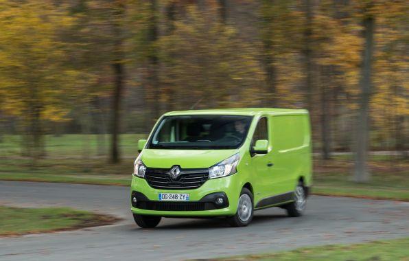 Rappels du Renault Trafic 3
