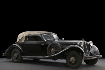 Horch 853 Sport Cabriolet (1937)