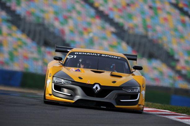 Essai Course Renault Rs01 La Francaise Plus Rapide Qu Une