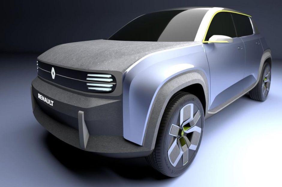 [Actualité] Alliance Renault-Nissan-Mitsubishi - Page 4 Renault-4-prototype-2021-concept-1