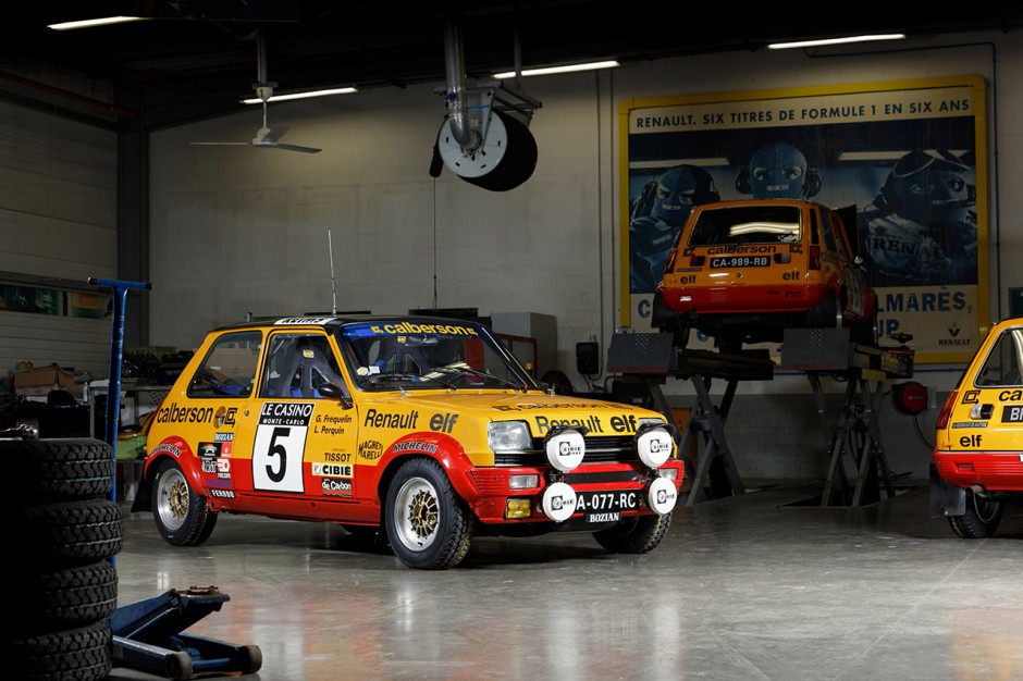 monte carlo historique quatre renault 5 alpine groupe 2 engag es photo 13 l 39 argus. Black Bedroom Furniture Sets. Home Design Ideas