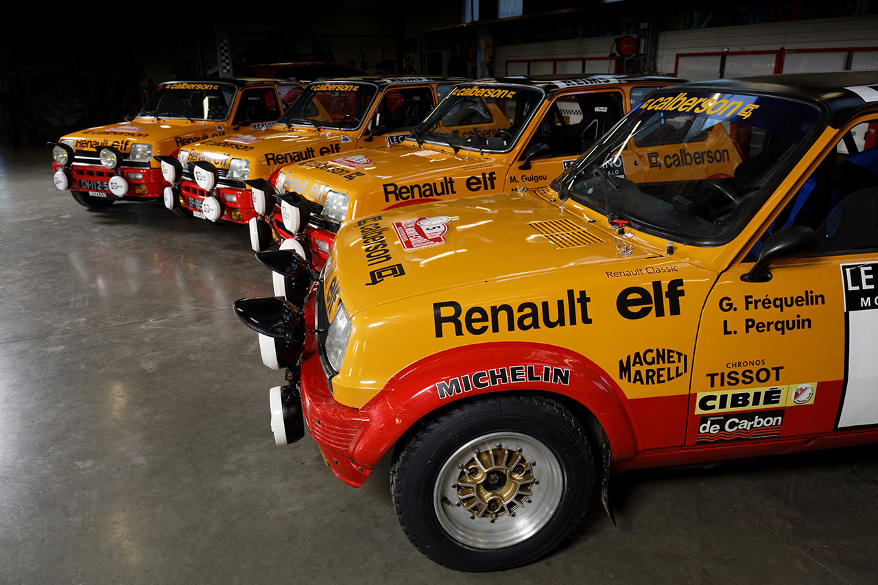 monte carlo historique quatre renault 5 alpine groupe 2 engag es photo 4 l 39 argus. Black Bedroom Furniture Sets. Home Design Ideas