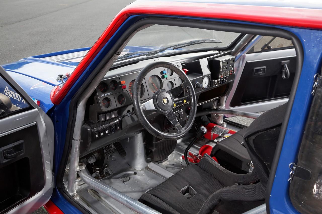 renault et le sport automobile plus de 115 ans d 39 histoire en images renault r5 maxi turbo l. Black Bedroom Furniture Sets. Home Design Ideas