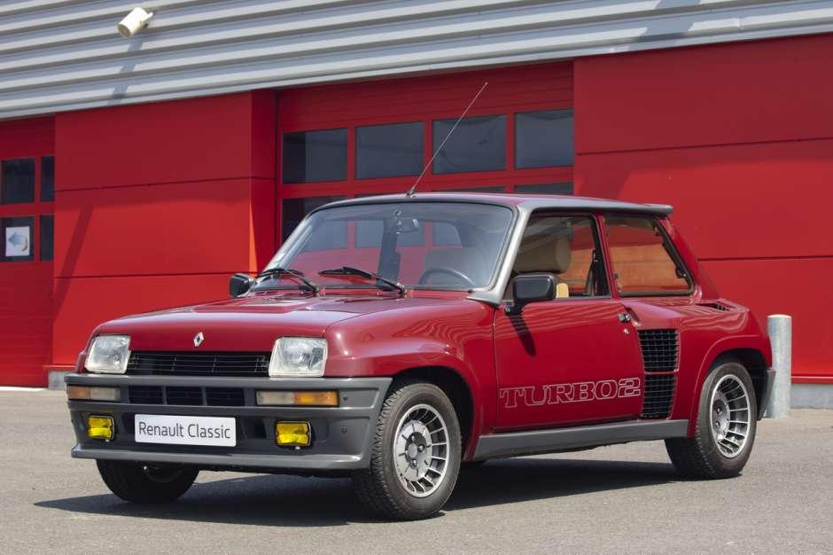 Renault   Retour Sur Les Ann U00e9es Turbo En Images