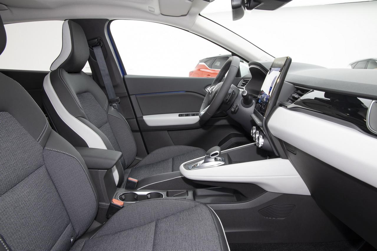 Renault captur 2 2019 infos photos moteurs date de lancement photo 48 l 39 argus - Interieur renault captur ...