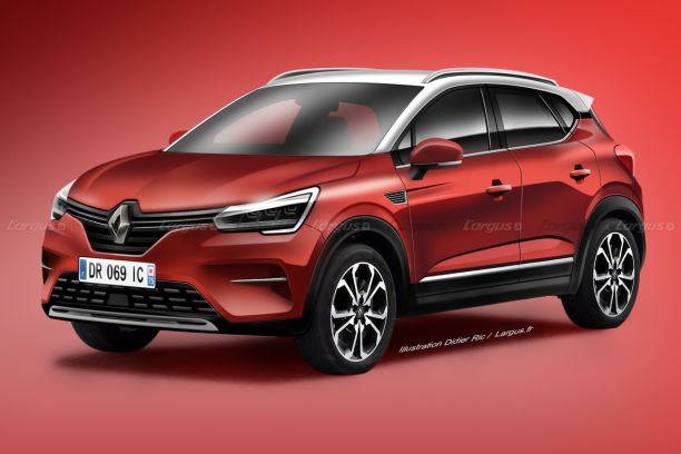 renault captur 2019 les secrets du nouveau captur 2 l 39 argus. Black Bedroom Furniture Sets. Home Design Ideas