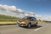 Renault Captur orange