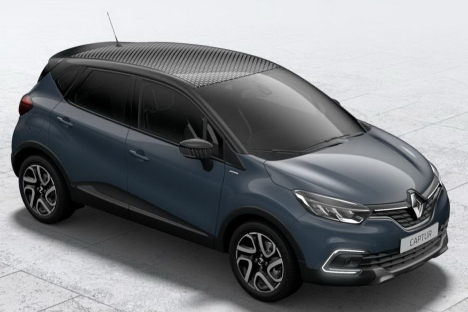 renault captur iridium nouvelle s rie sp ciale en septembre 2017 photo 2 l 39 argus. Black Bedroom Furniture Sets. Home Design Ideas