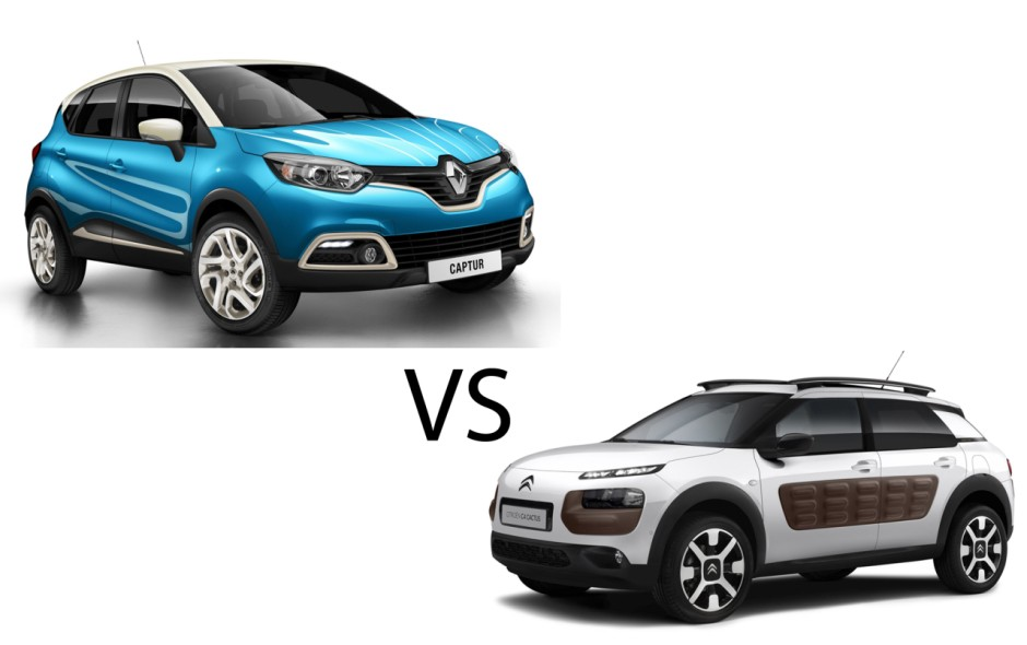 citro n c4 cactus vs renault captur match des prix photo 28 l 39 argus. Black Bedroom Furniture Sets. Home Design Ideas