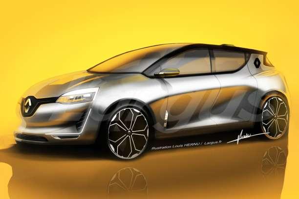 nouvelle renault 2018. Simple Nouvelle Renault Clio 5  Premires Infos Et Dessins Sur La Nouvelle 2018 Throughout Renault V