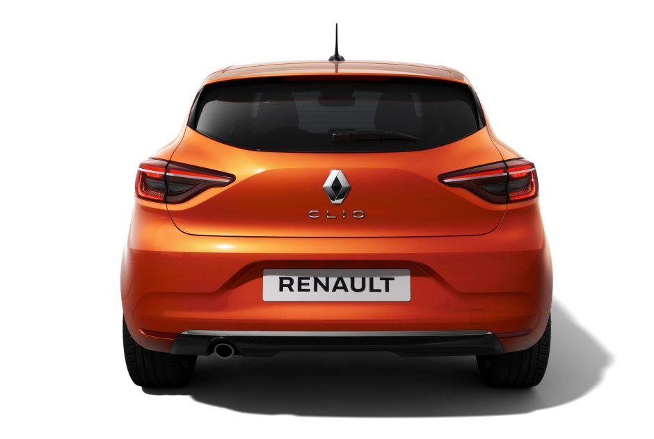 Renault Clio V (2019) 21