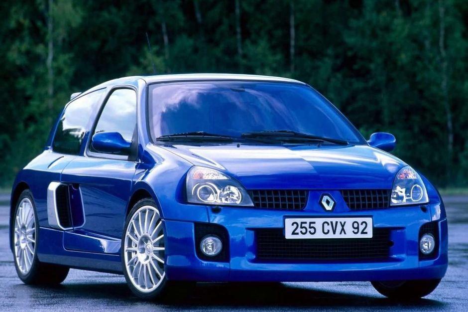 Le Meilleur Des Bombinettes Renault Renault Clio V6 L Argus