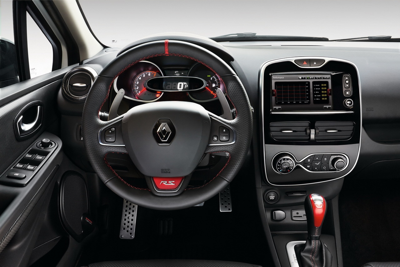 renault clio rs trophy 2015 la fiche technique et les performances photo 5 l 39 argus. Black Bedroom Furniture Sets. Home Design Ideas