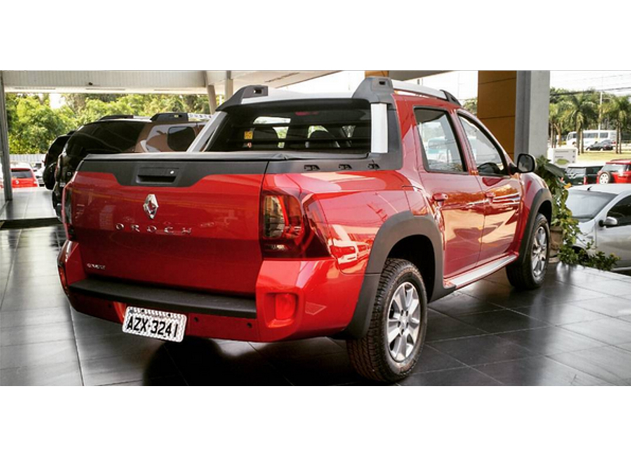 renault duster oroch le pick up duster bient t en vente photo 8 l 39 argus. Black Bedroom Furniture Sets. Home Design Ideas