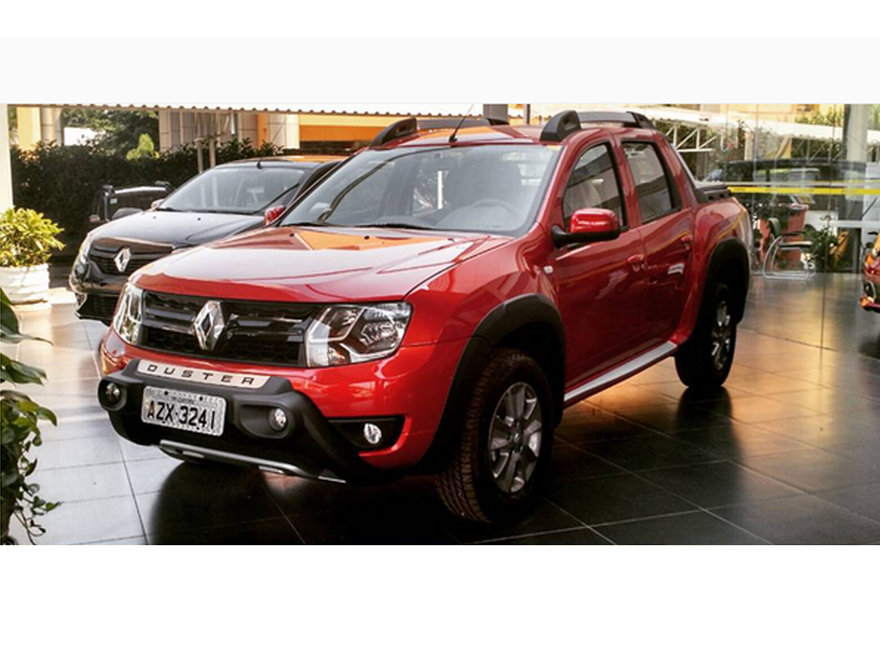 renault duster oroch le pick up duster bient t en vente. Black Bedroom Furniture Sets. Home Design Ideas