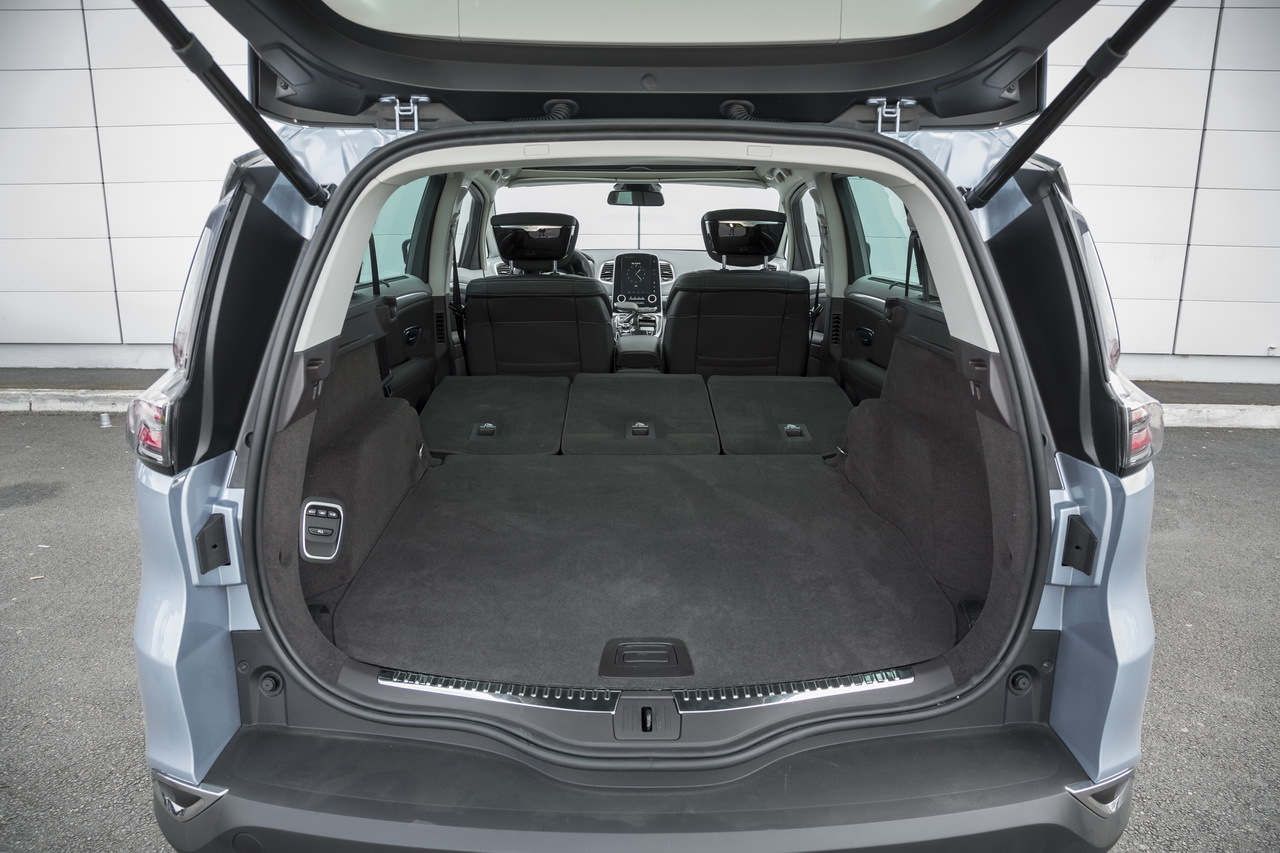essai comparatif renault espace 5 vs kia sorento photo 60 l 39 argus. Black Bedroom Furniture Sets. Home Design Ideas