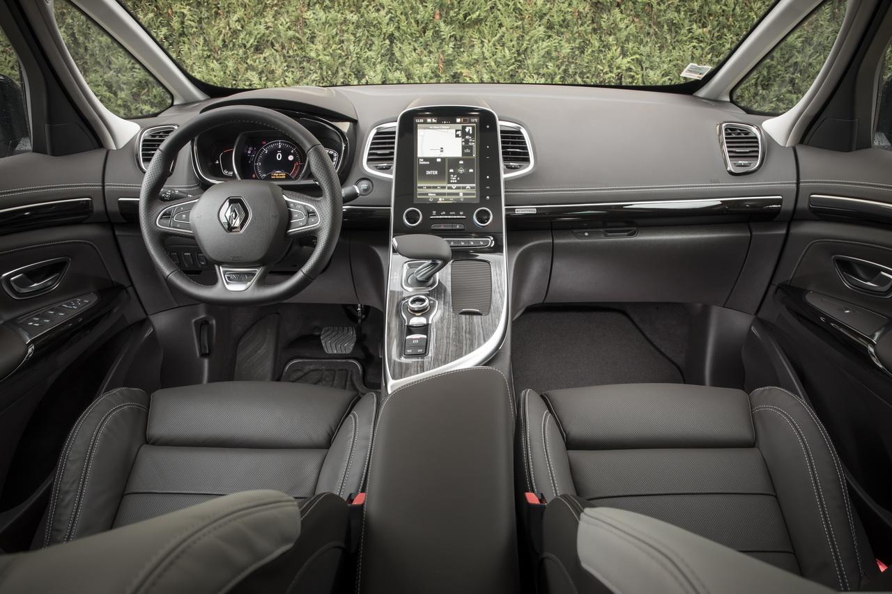 Essai Renault Espace 2.0 Blue dCi 200 ch : la carte grand ...