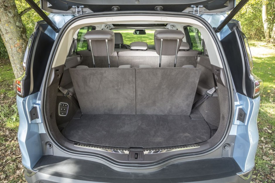 essai comparatif le ford s max d fie le renault espace photo 25 l 39 argus. Black Bedroom Furniture Sets. Home Design Ideas