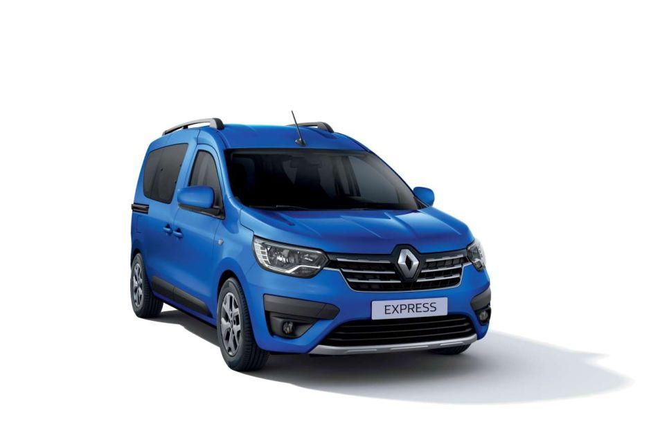 Auto Express Credit >> Renault Express Van (2021). L'utilitaire low cost sur base ...