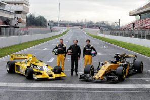 renault F1 RS01 R.S.17