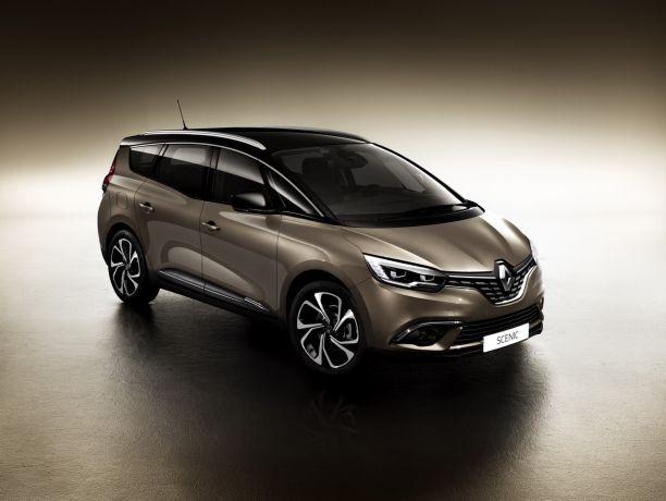 Voiture 7 Places 2017 >> Renault Grand Scenic 2016 Photos Et Video Du Scenic A 7 Places