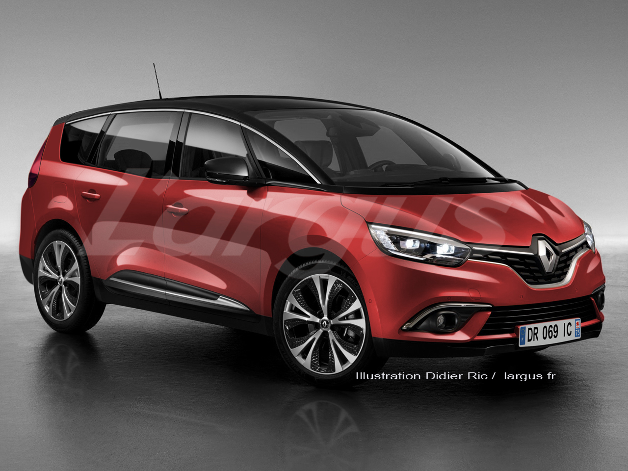 renault grand sc nic 4 2016 premi res infos exclusives