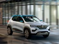 Renault Kwid : la version électrique arrive en Chine