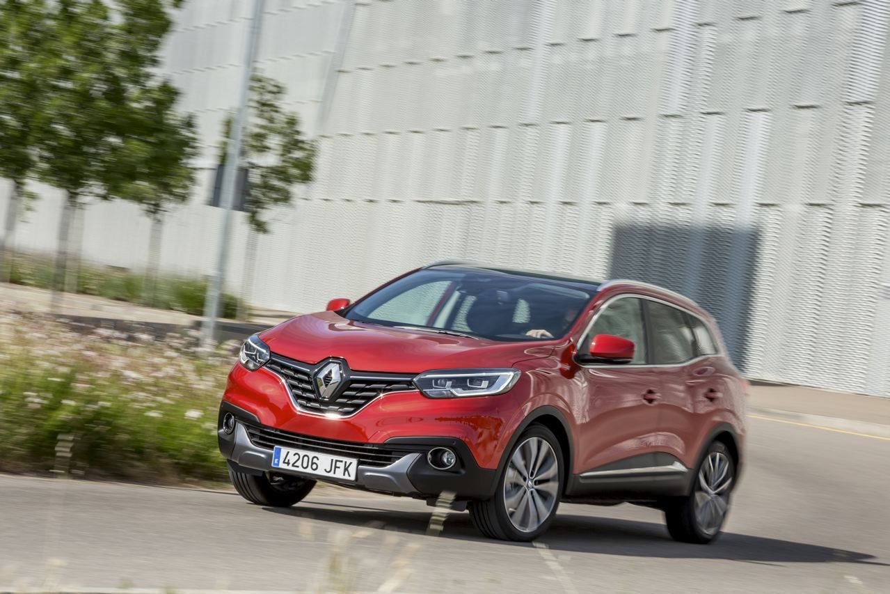 essai renault kadjar 2015 le test du nouveau suv renault photo 14 l 39 argus. Black Bedroom Furniture Sets. Home Design Ideas
