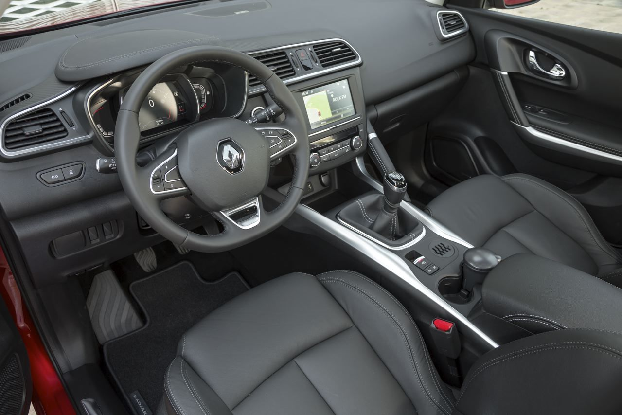 essai renault kadjar 2015 le test du nouveau suv renault photo 34 l 39 argus. Black Bedroom Furniture Sets. Home Design Ideas