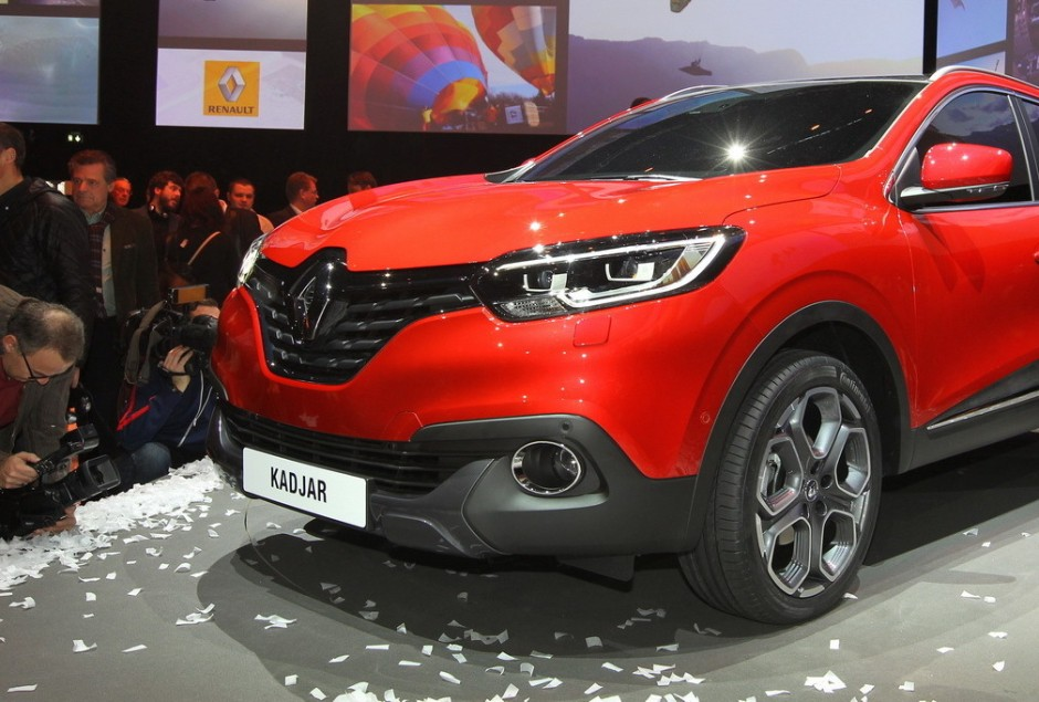 vid o du renault kadjar photo 2 l 39 argus. Black Bedroom Furniture Sets. Home Design Ideas