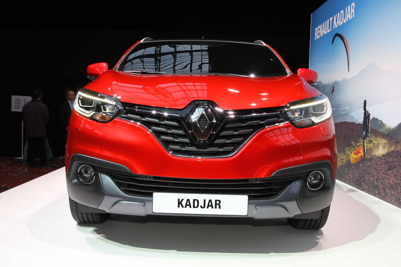 renault kadjar bient t les prix d j des quipements photo 1 l 39 argus. Black Bedroom Furniture Sets. Home Design Ideas
