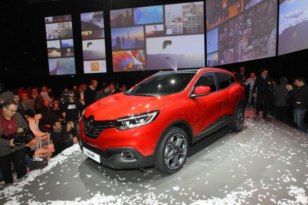 renault kadjar bient t les prix d j des quipements l 39 argus. Black Bedroom Furniture Sets. Home Design Ideas