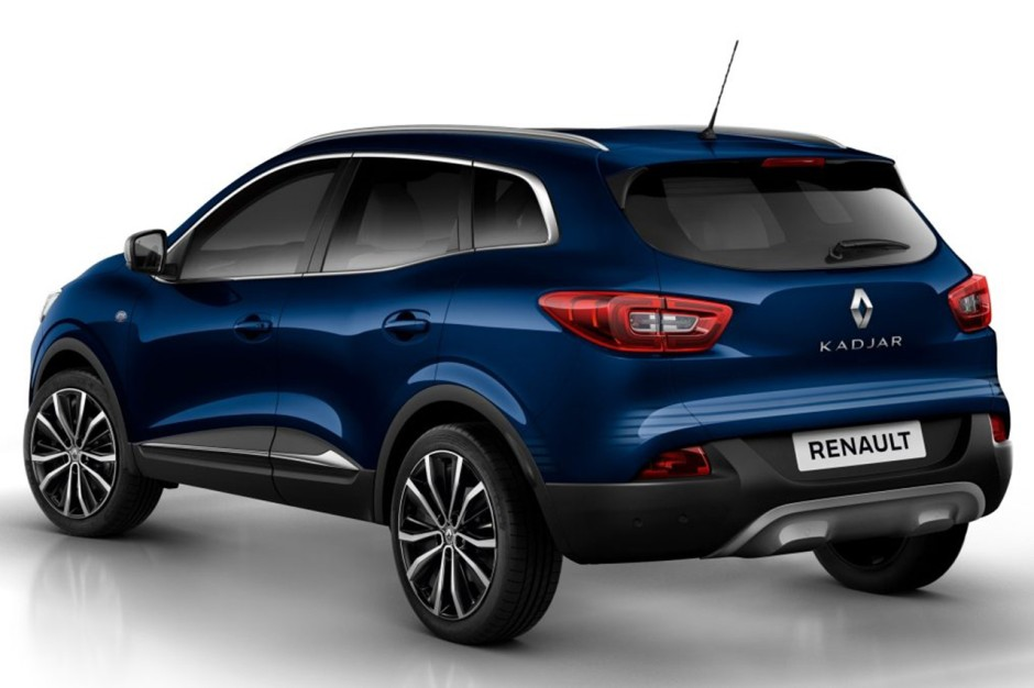 tarifs renault kadjar 2018 prix de la s rie sp ciale. Black Bedroom Furniture Sets. Home Design Ideas