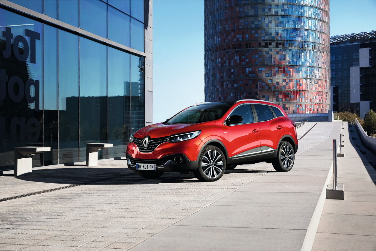 renault kadjar 2015 premi res infos sur la gamme au lancement photo 15 l 39 argus. Black Bedroom Furniture Sets. Home Design Ideas
