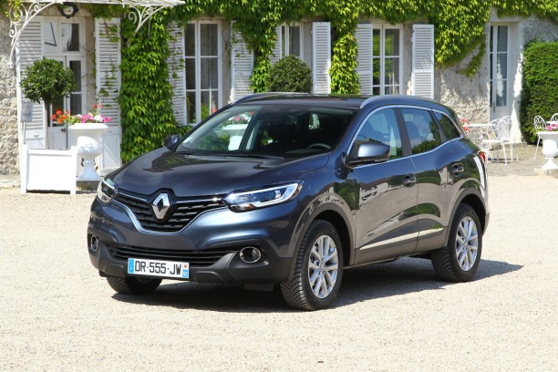 le renault kadjar essence adopte la bo te automatique l 39 argus. Black Bedroom Furniture Sets. Home Design Ideas