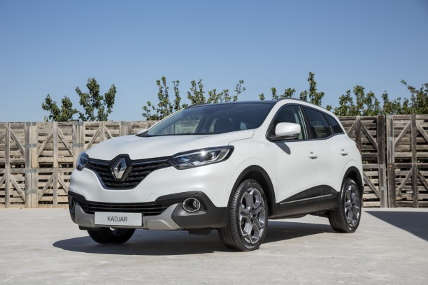 renault kadjar edition one une s rie limit e pour la sortie du kadjar l 39 argus. Black Bedroom Furniture Sets. Home Design Ideas