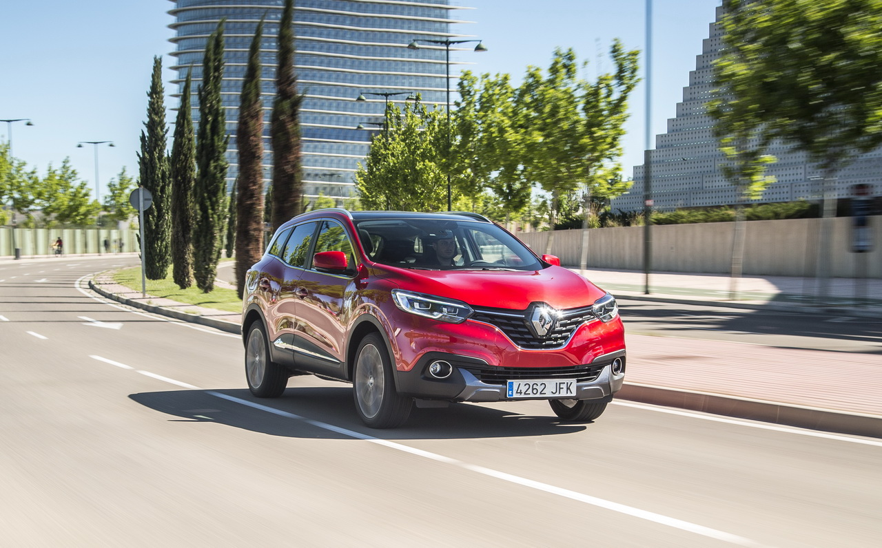 essai renault kadjar tce 165 le test du plus puissant des kadjar photo 1 l 39 argus. Black Bedroom Furniture Sets. Home Design Ideas