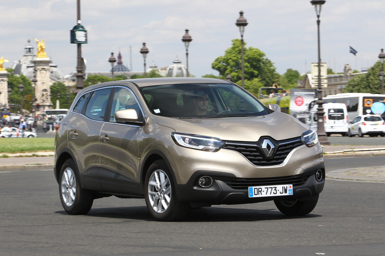 essai renault kadjar tce 130 life notre avis sur le kadjar 1er prix photo 5 l 39 argus. Black Bedroom Furniture Sets. Home Design Ideas