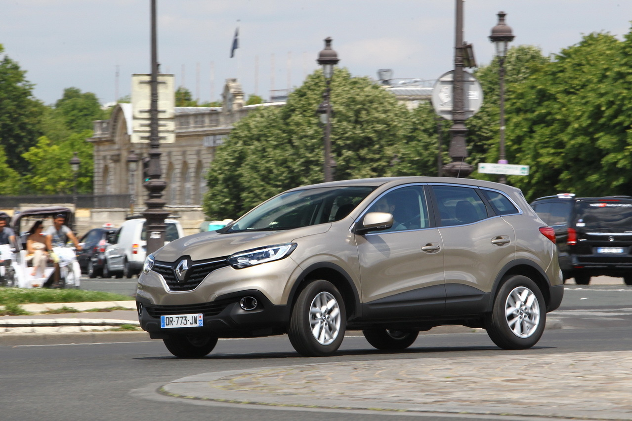 essai renault kadjar tce 130 life notre avis sur le kadjar 1er prix photo 6 l 39 argus. Black Bedroom Furniture Sets. Home Design Ideas