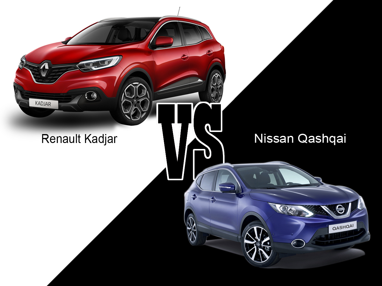renault kadjar vs nissan qashqai duel serr l 39 argus. Black Bedroom Furniture Sets. Home Design Ideas