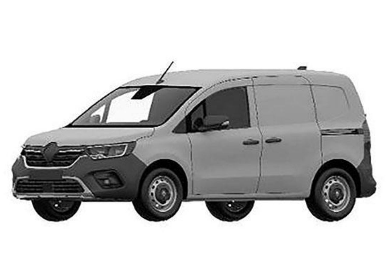 Renault Kangoo 3 (2020): première image en fuite