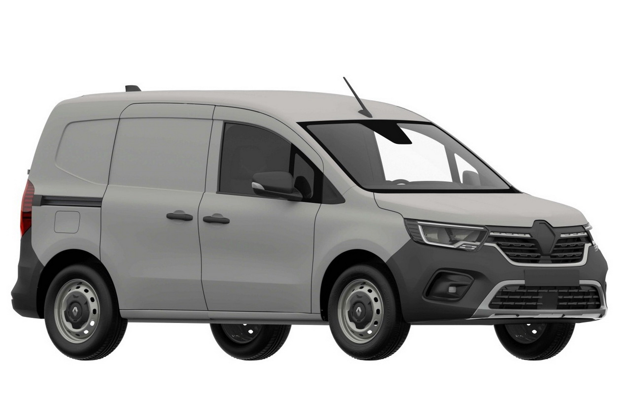 Renault Kangoo 3 (2020). La version utilitaire démasquée